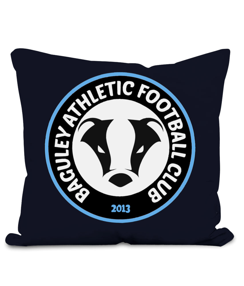 Baguley Athletic FC Badge Football Cushion