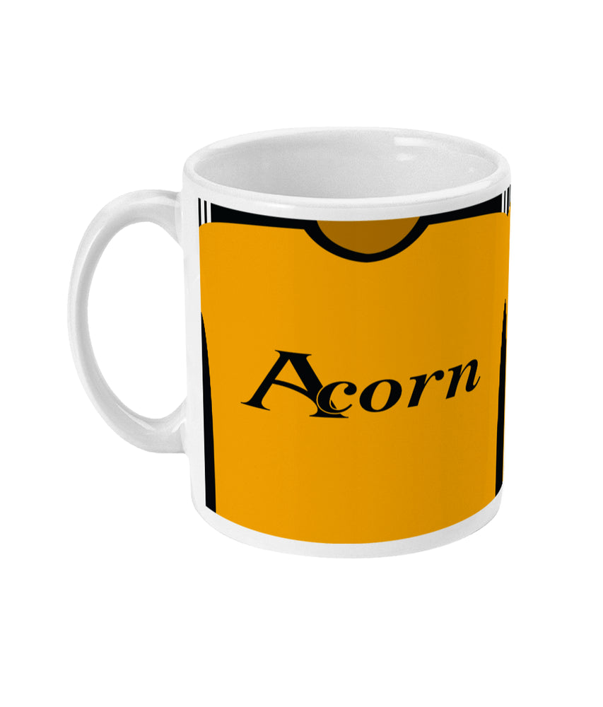 Newport County 2012-13 Home Shirt Mug