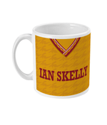 Motherwell 1990/91 Home Shirt Retro Football Mug