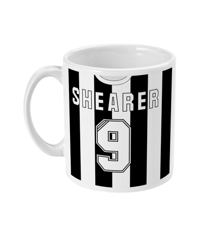 Newcastle United 1996-97 Alan Shearer Mug