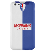 Blackburn Rovers 1994-95 Home Shirt Retro Football Phone Case