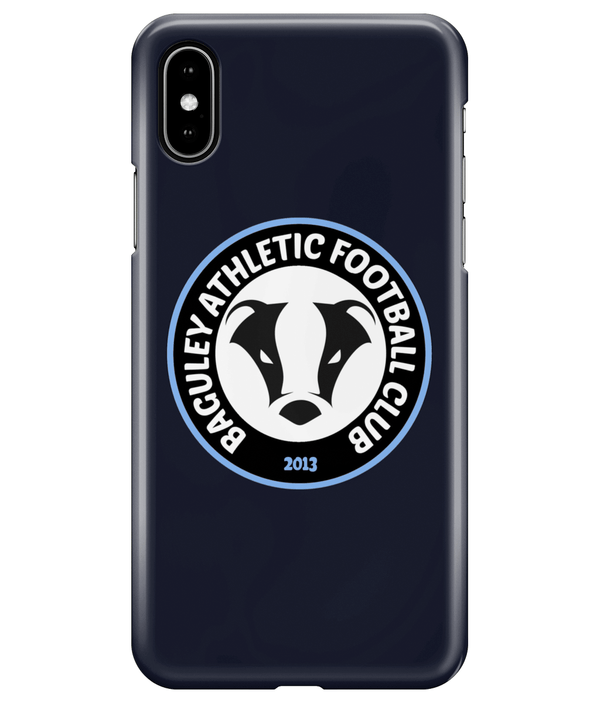 Baguley Athletic FC Badge Football Phone Case