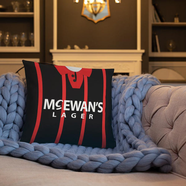 Blackburn Rovers 1994/95 Away Shirt Pillow