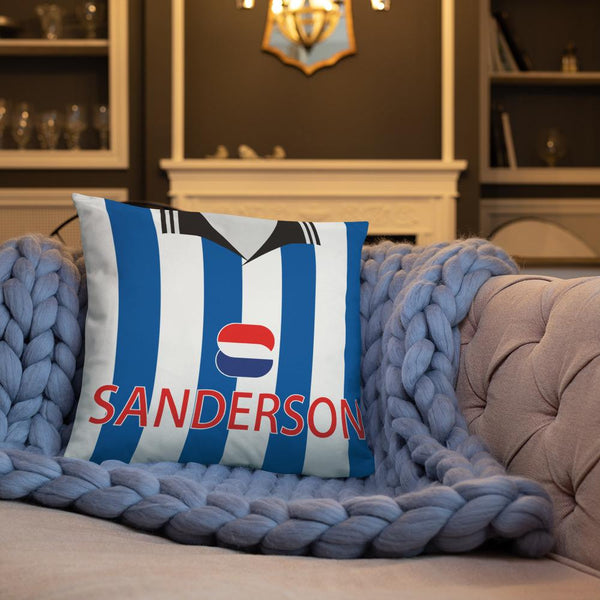 Sheffield Wednesday 1997 Home Pillow