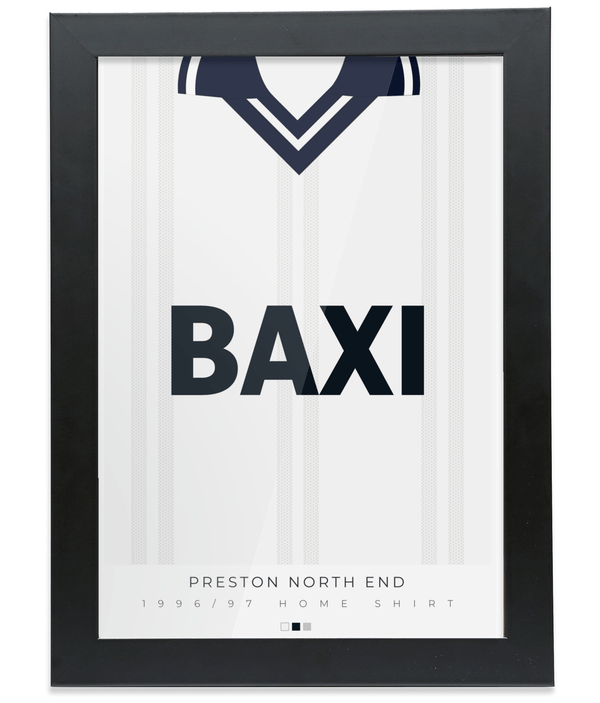 Preston North End print