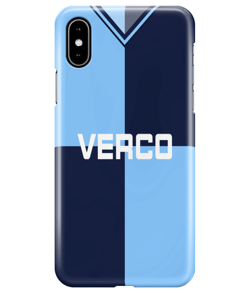 Wycombe Wanderers 1997/98 Home Shirt Retro Football Phone Case