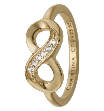 Christina Jewelry ring  Eternity