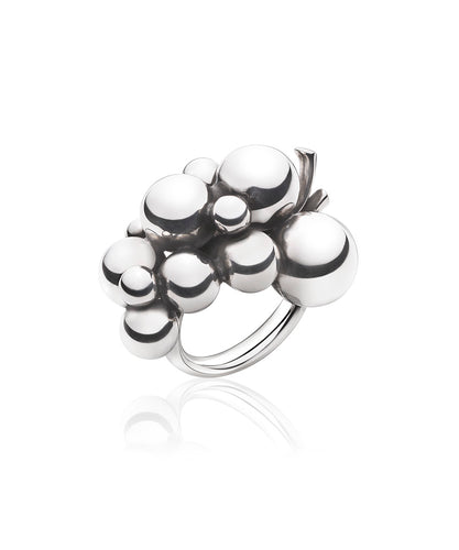 Georg Jensen Moonlight Grape ring stor