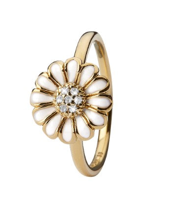 Christina ring Topaz Marguerite