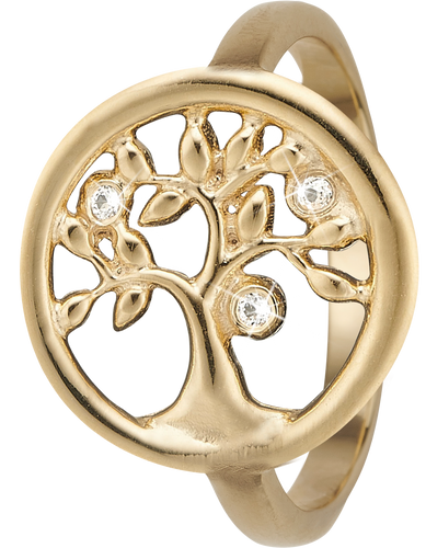 Christina Jewelry ring Tree Of Life