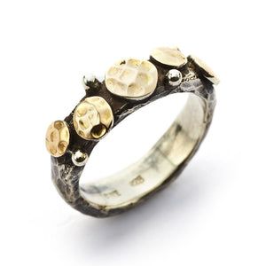 By Birdie Comet Plain ring
