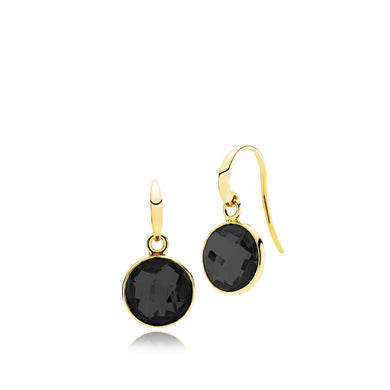 Izabel Camille Prima Donna Earring Black