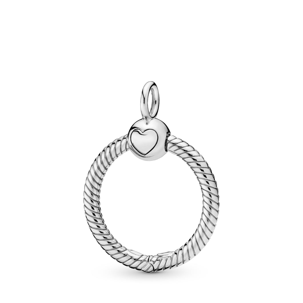 Pandora Moments Small O Pendant