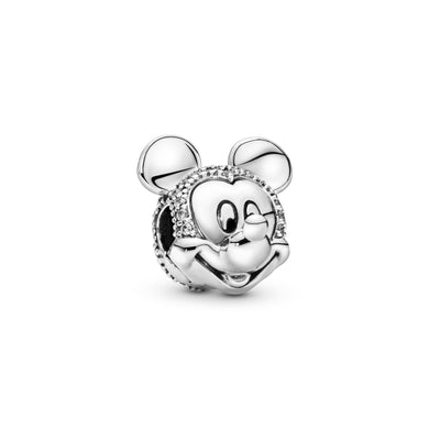 Pandora Mickey Mouse Klemmeled