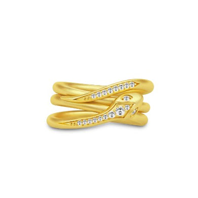 Julie Sandlau Boa Ring