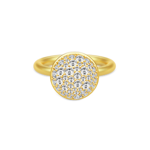 Julie Sandlau Multipavé Ring