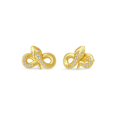Julie Sandlau Boa Twisted Earstuds