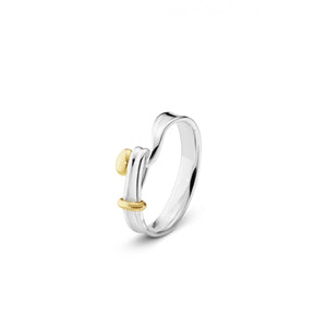 Georg Jensen Torun ring S/G