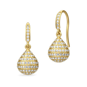 Julie Sandlau Everest earring Gold