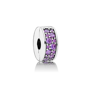 Pandora Purple shining Elegance