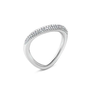 Georg Jensen Off Spring ring