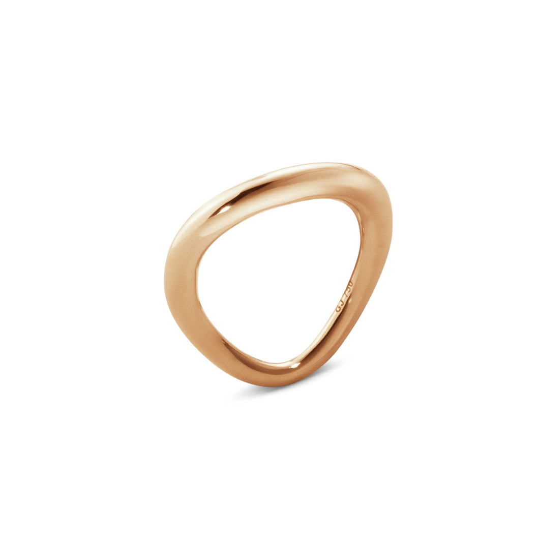 Georg Jensen 18 kt. Off Spring ring
