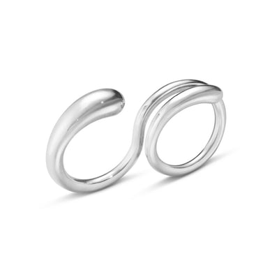 Georg Jensen Mercy dobbelt ring