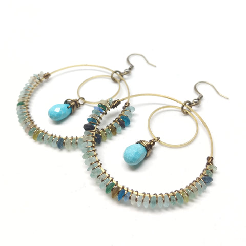 Ocean Memories Earrings