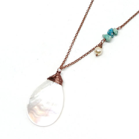 Gentle Tide Necklace