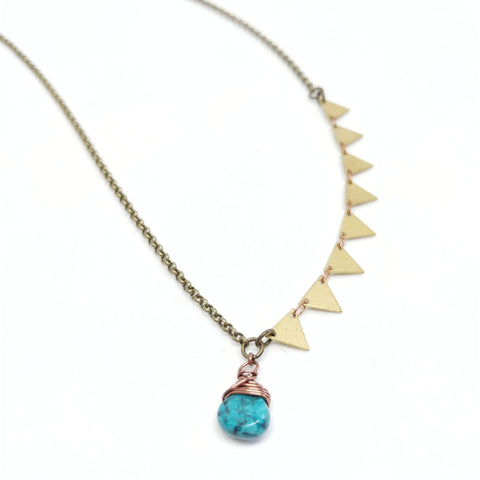 Water Element Necklace