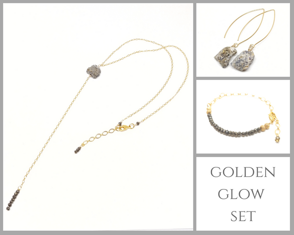 Golden Glow Set