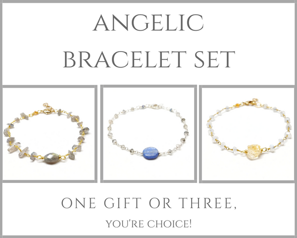 Angelic Bracelet Set