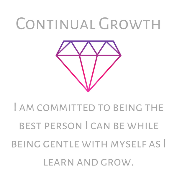 Continual Growth--Dangle Earrings