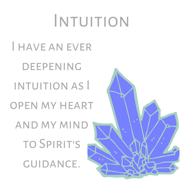 Intuition--Long Necklace