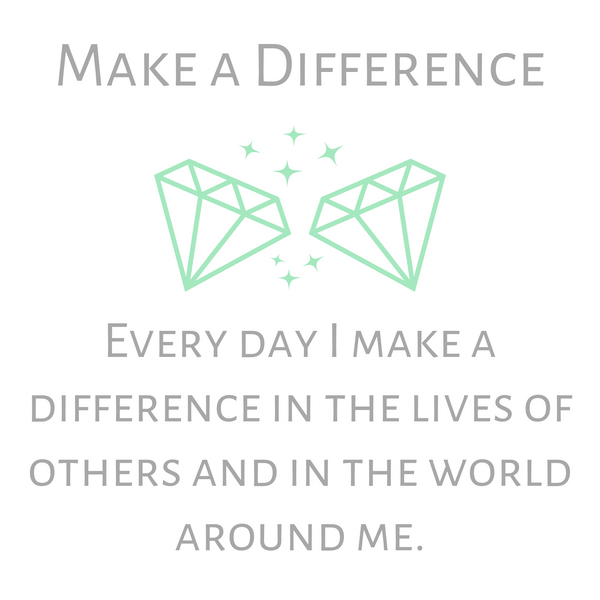 Make a Difference--Short Necklace