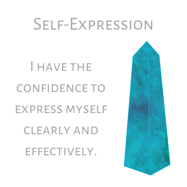 Self-Expression--Long Necklace