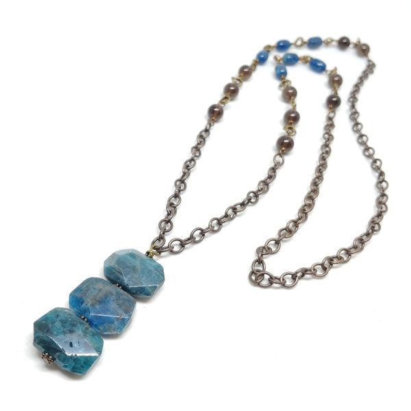 Spiritual Guidance--Long Necklace