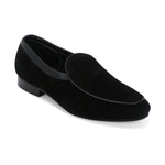 BOSTON BLACK SUEDE CLASSIC LOAFER