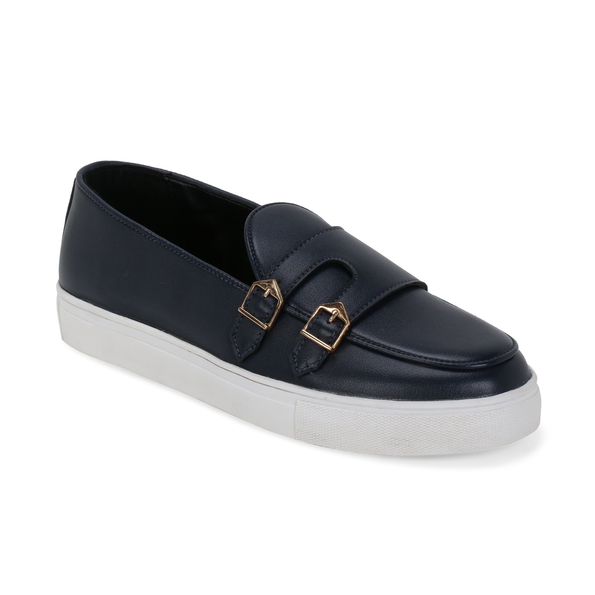 MADISON BLUE DOUBLE MONK CLASSIC SNEAKER