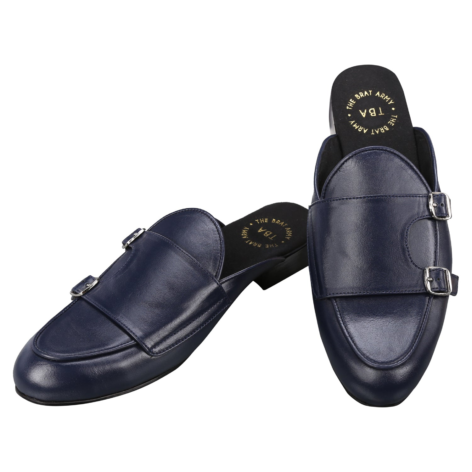 ALSACE DOUBLE MONK BLUE MULES
