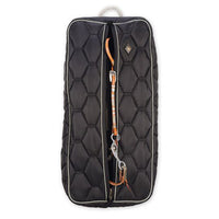 Big D Halter Bag - Diamond Quilted