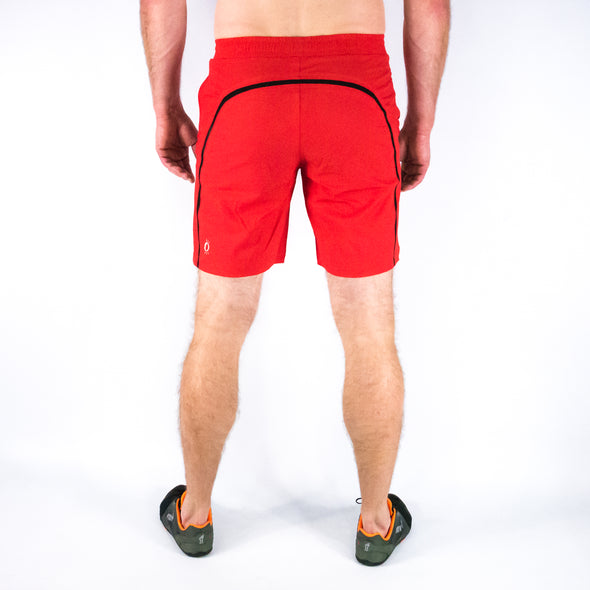 "Halo Men's 9"" Red Hot Shorts"