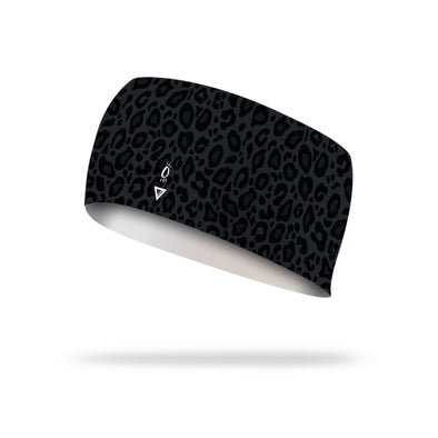 Lithe x Halo Dark Leopard Headband