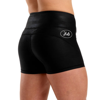 "Halo Grease Lightnin' 3.5"" Booty Shorts"