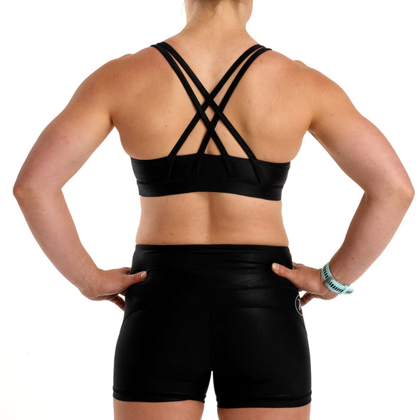 Halo Crossback Grease Lightnin' Sports Bra