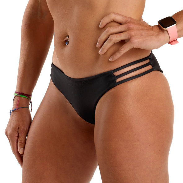 Halo Jet Black Full Bottoms