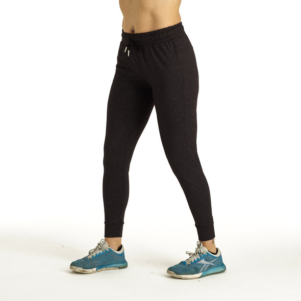 Halo Heather Charcoal Women's Joggers