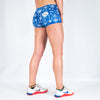 Halo Snowflake Low Rise Booty Shorts