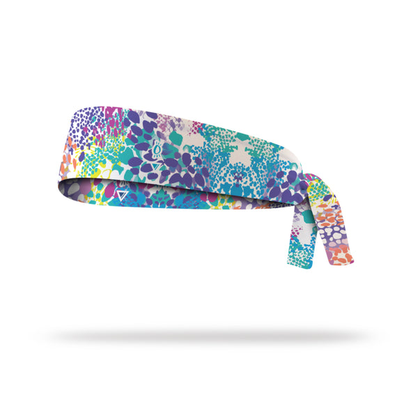 Lithe x Halo Summer Safari Tie Headband