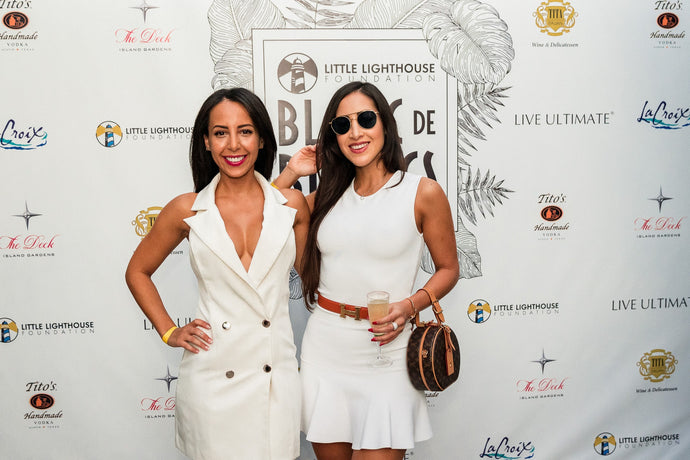 ‎The Little Lighthouse Foundation‎ Opening Party: Blanc de Blancs at the Deck sponsor by TitaItalia